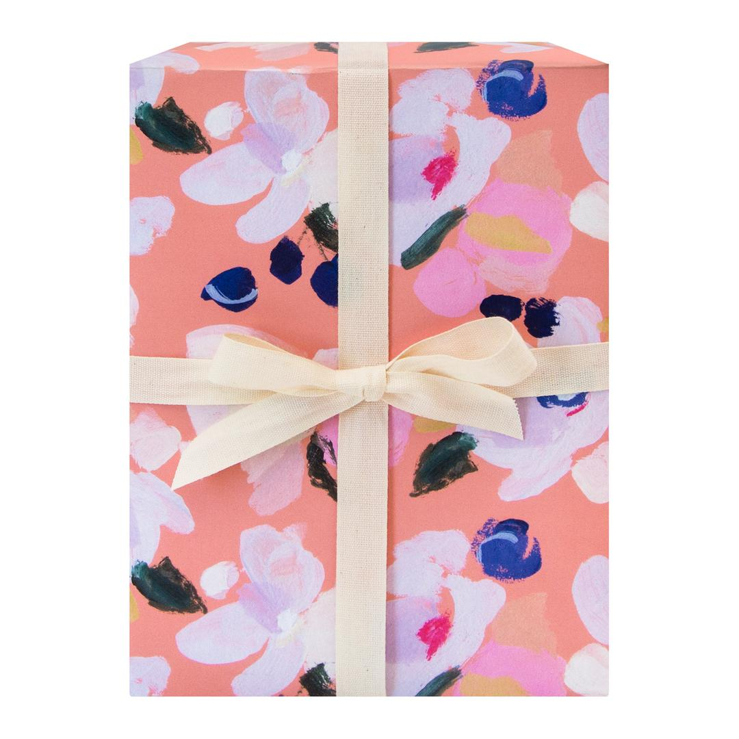 Blooms Wrapping Paper Set of 2