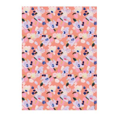 Blooms Gift Wrapping Paper Set of 2