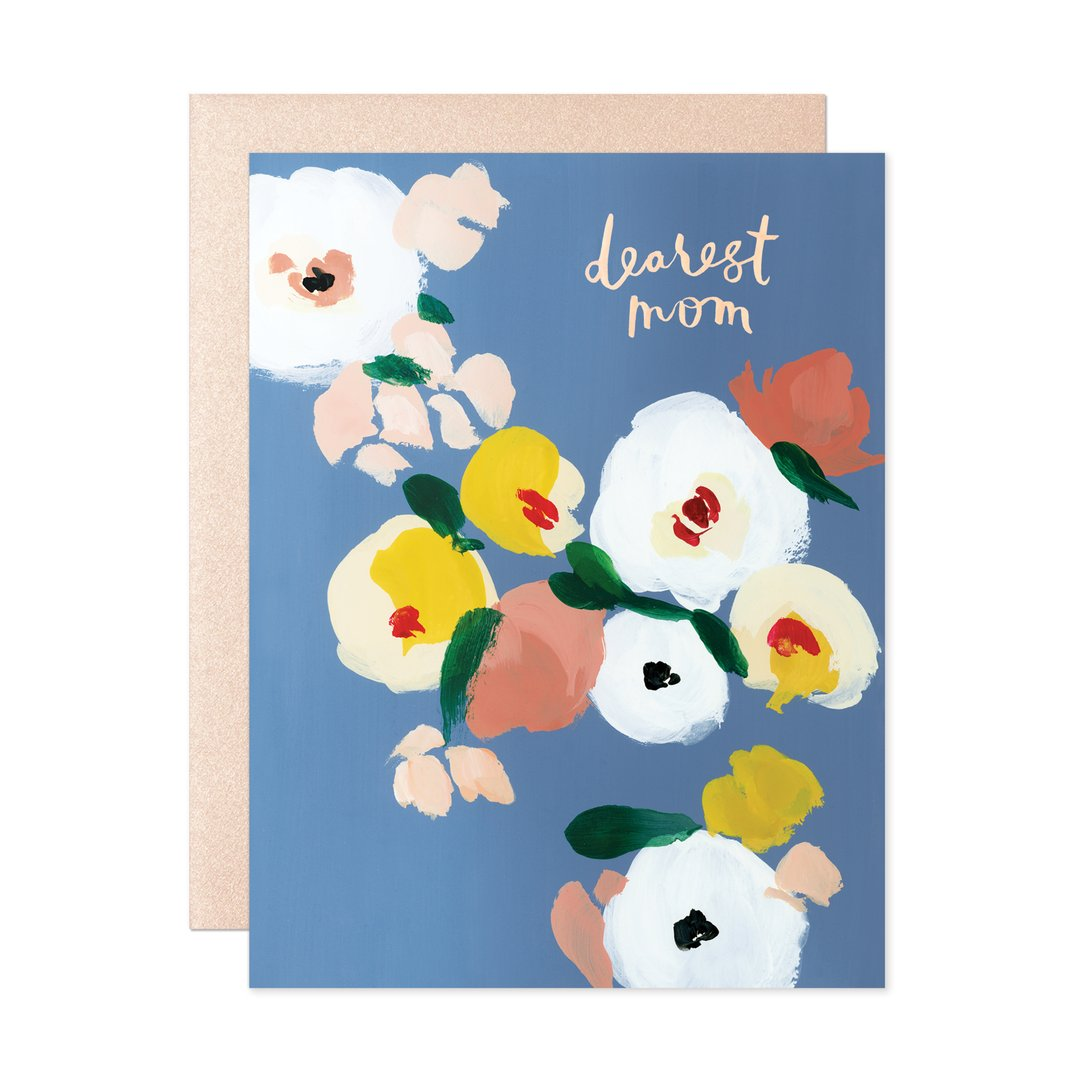 Dearest Mom Card