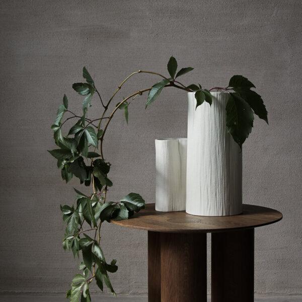 STAM No 2 Ceramic Vase - Cream White