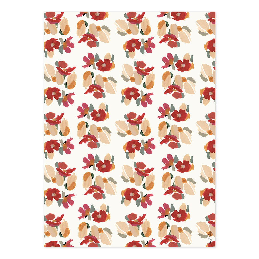Marigold Wrapping Paper Set of 2