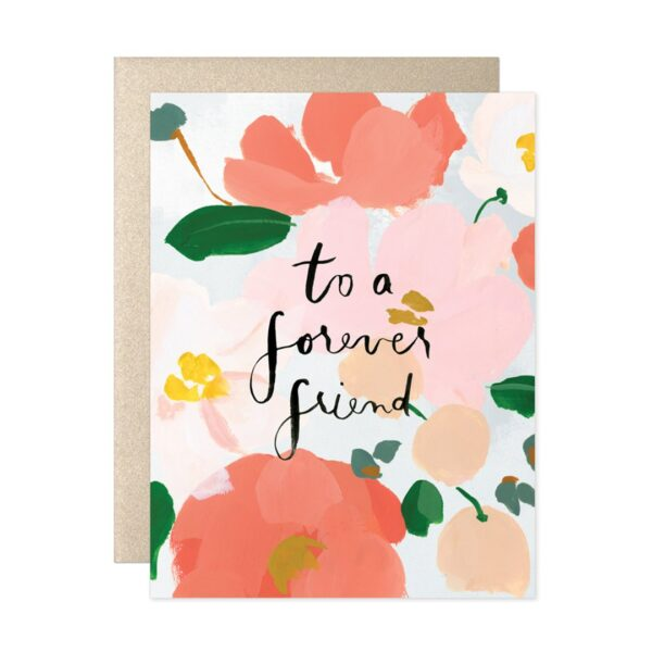 To A Forever Friend Card