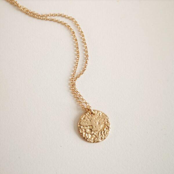 Golden Théo Necklace