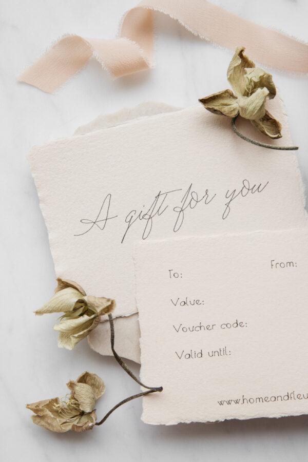 Home & Fleur Gift Voucher