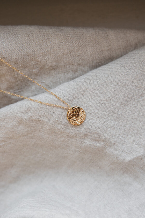 Golden Théo Necklace