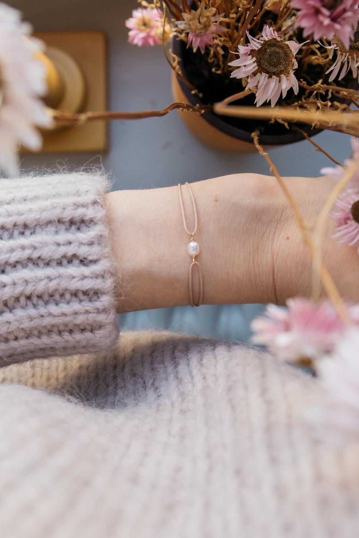 Pearl Mona Bracelet