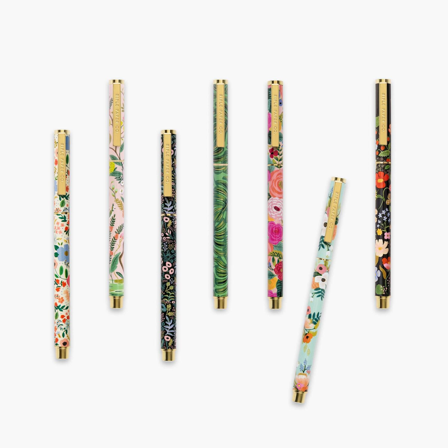 "Rifle Paper Co. ""Strawberry Fields"" Writing Pen"