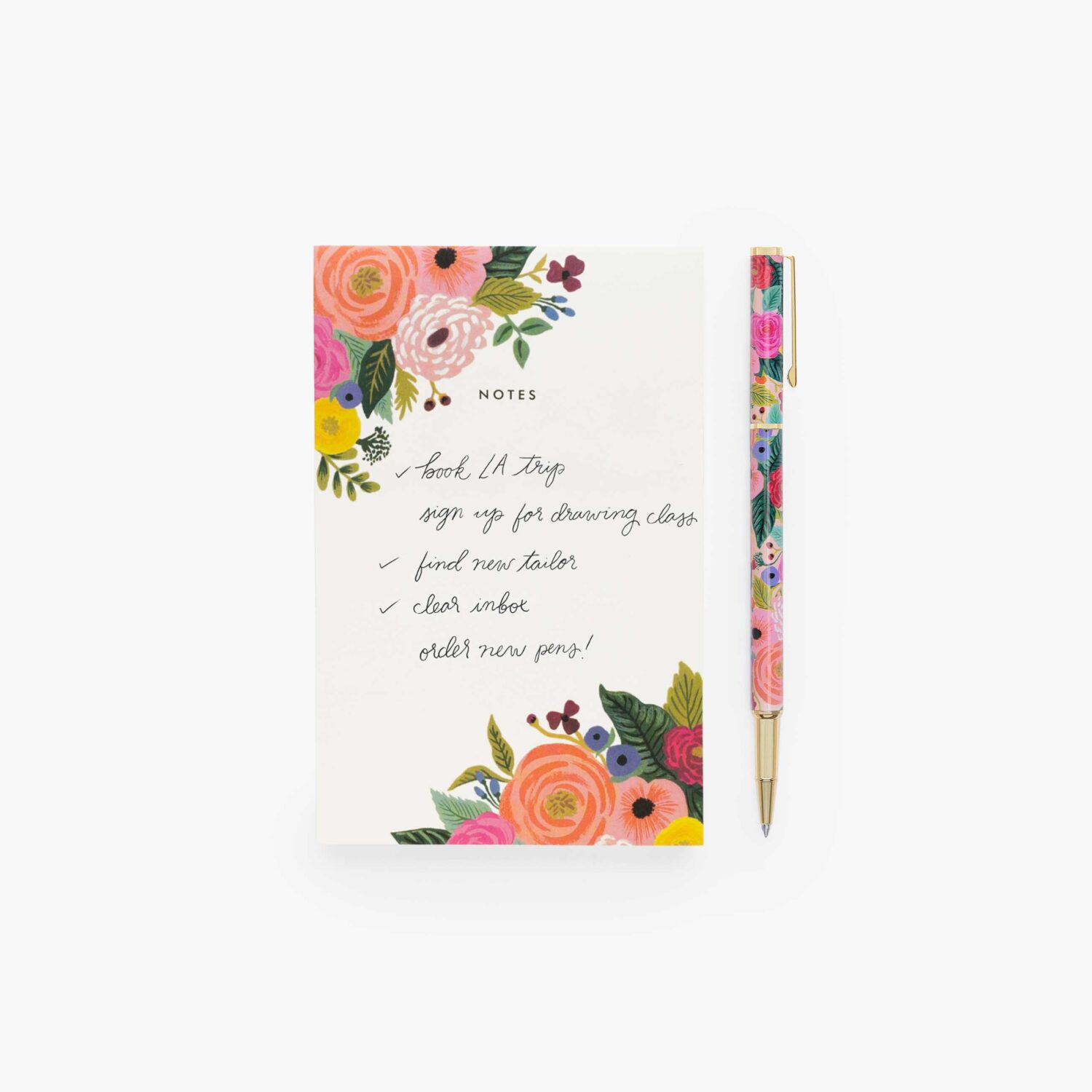 "Rifle Paper Co. ""Juliet Rose"" Writing Pen"
