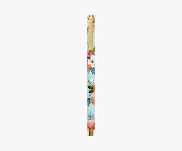 "Rifle Paper Co. ""Lively Floral"" Writing Pen"