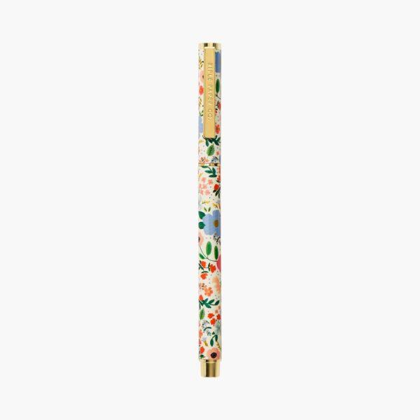"Rifle Paper Co. ""Wild Rose"" Writing Pen"