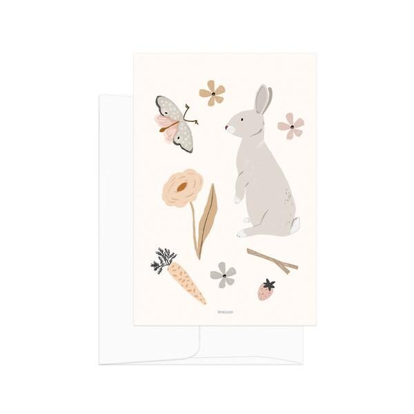 Country Life Easter Card
