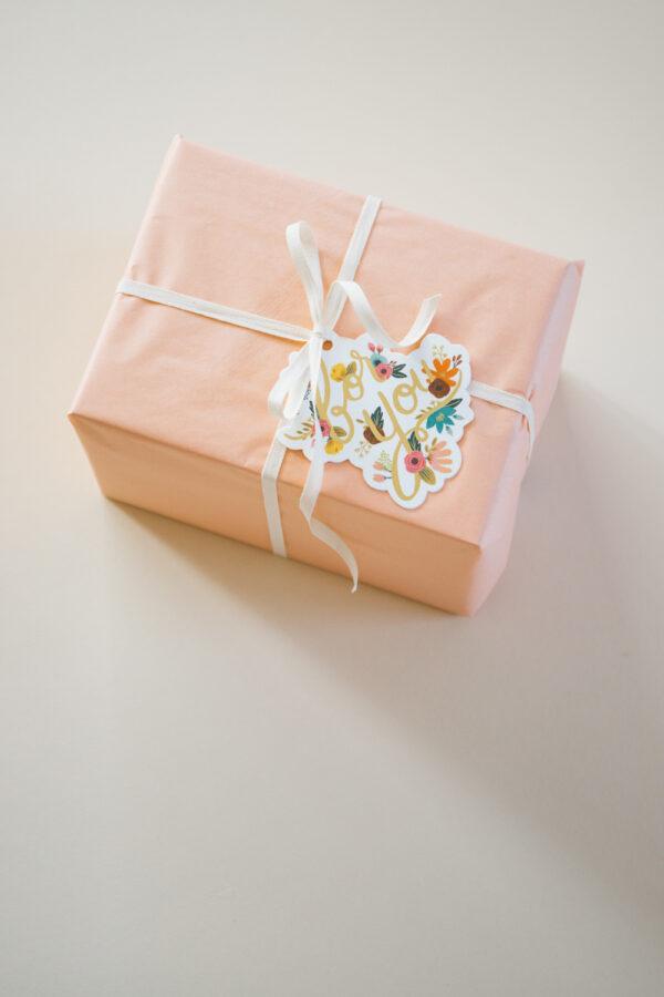 Peach Tissue Paper