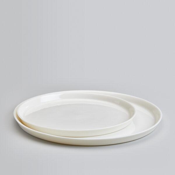 Handmade Porcelain Plate - Large