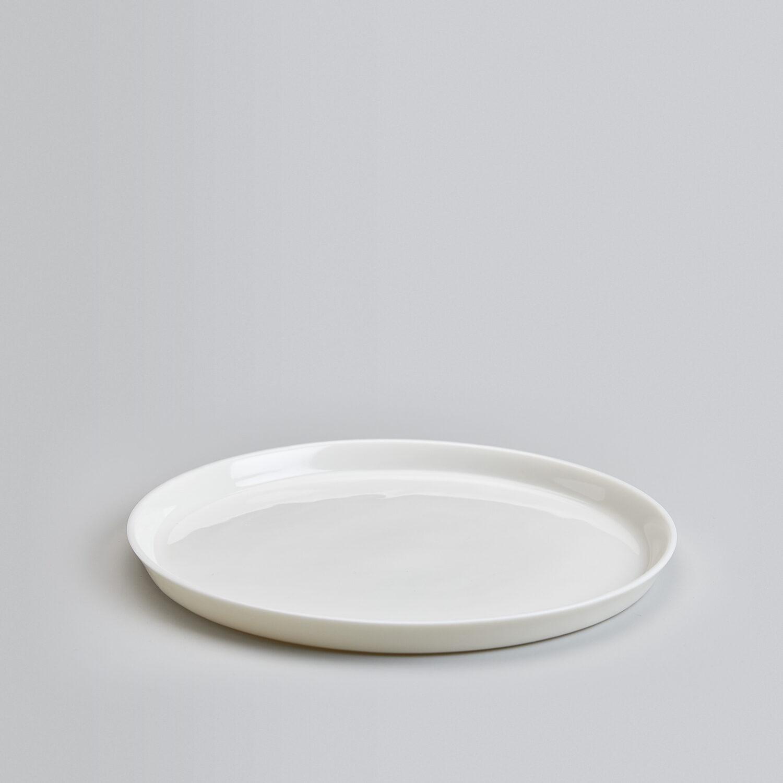 Handmade Porcelain Plate - Medium