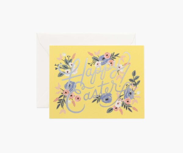 """Rifle Paper Co. """"Sunshine Easter"""" Greeting Card"""