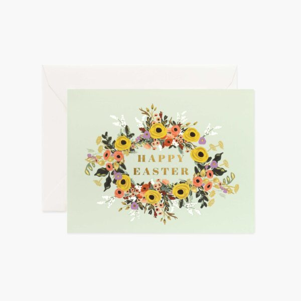 "Rifle Paper Co. ""Easter Garden"" Greeting Card"