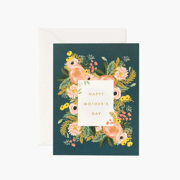 "Rifle Paper Co. ""Bouquet Mother's Day"" Greeting Card"