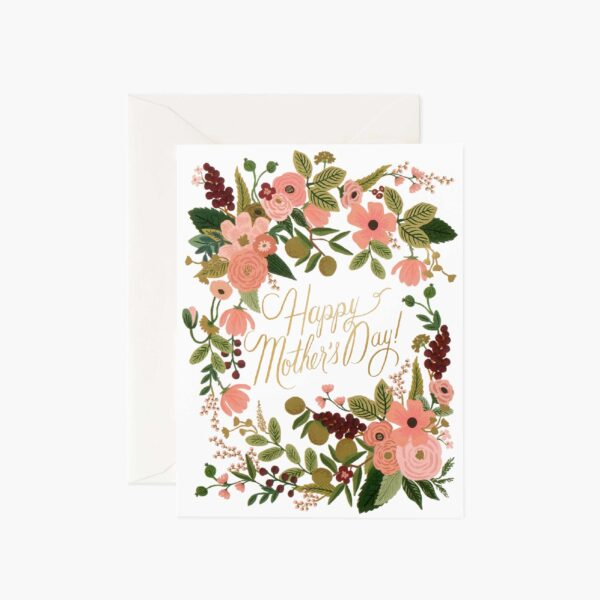 "Rifle Paper Co. ""Garden Party Mother's Day"" Greeting Card"