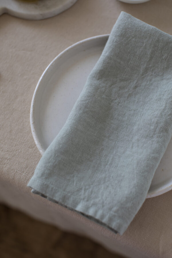 Sage Linen Napkin