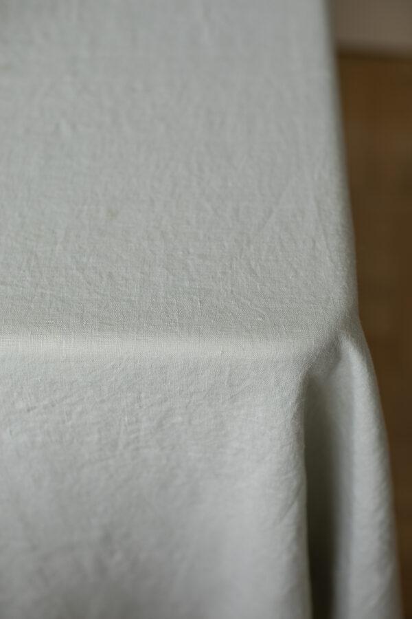 Sage Linen Tablecloth