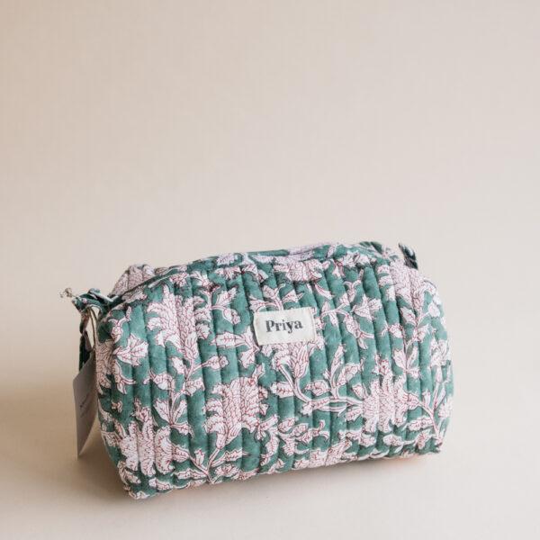 Priya Alpine Medium Beauty Bag