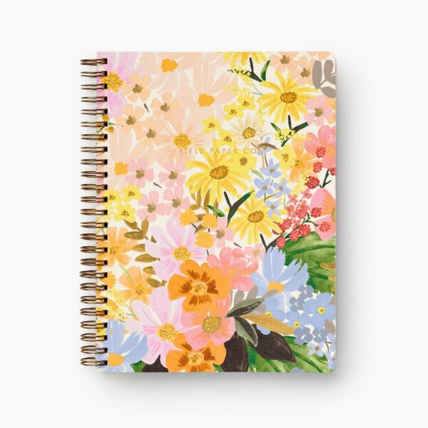 """Rifle Paper Co. """"Marguerite"""" Spiral Notebook"""