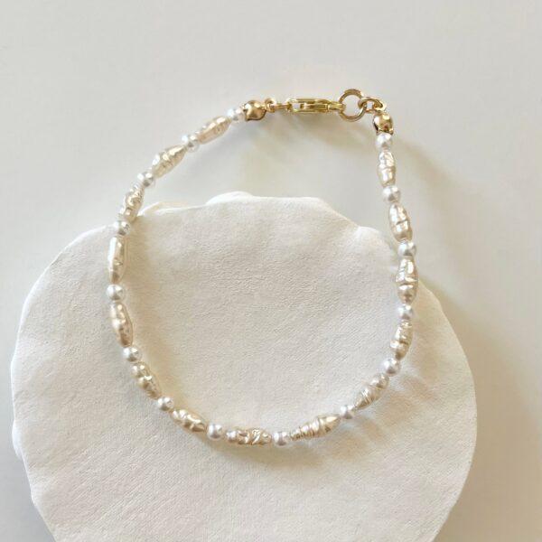 Lu Pearl Bracelet