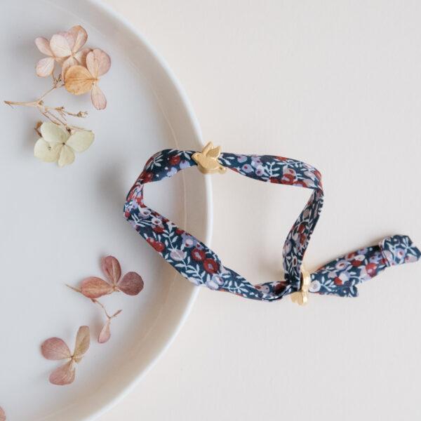 Liberty Bird Bracelet -Blue